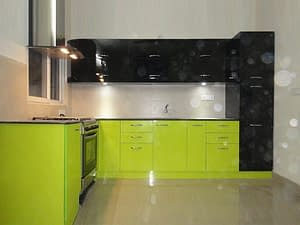 light-green-and-black-modular-kitchen-sri-home-interior